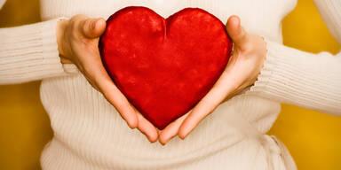 Frauen-Herzen schlagen anders