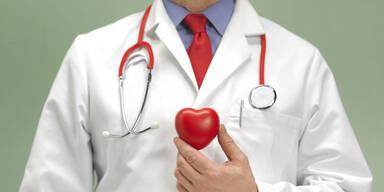 Nach Herzstillstand: Betreuung in AKH top