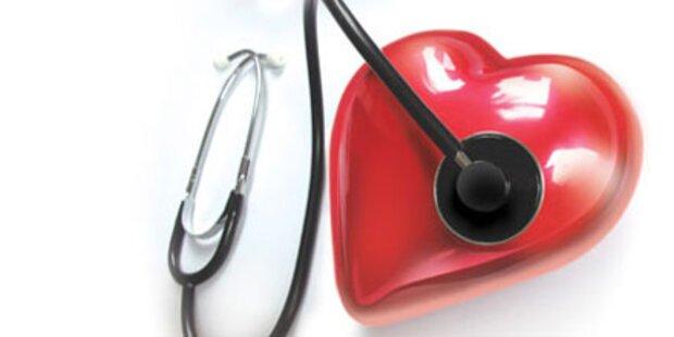 Herzinfarkt durch zu viel Kalzium
