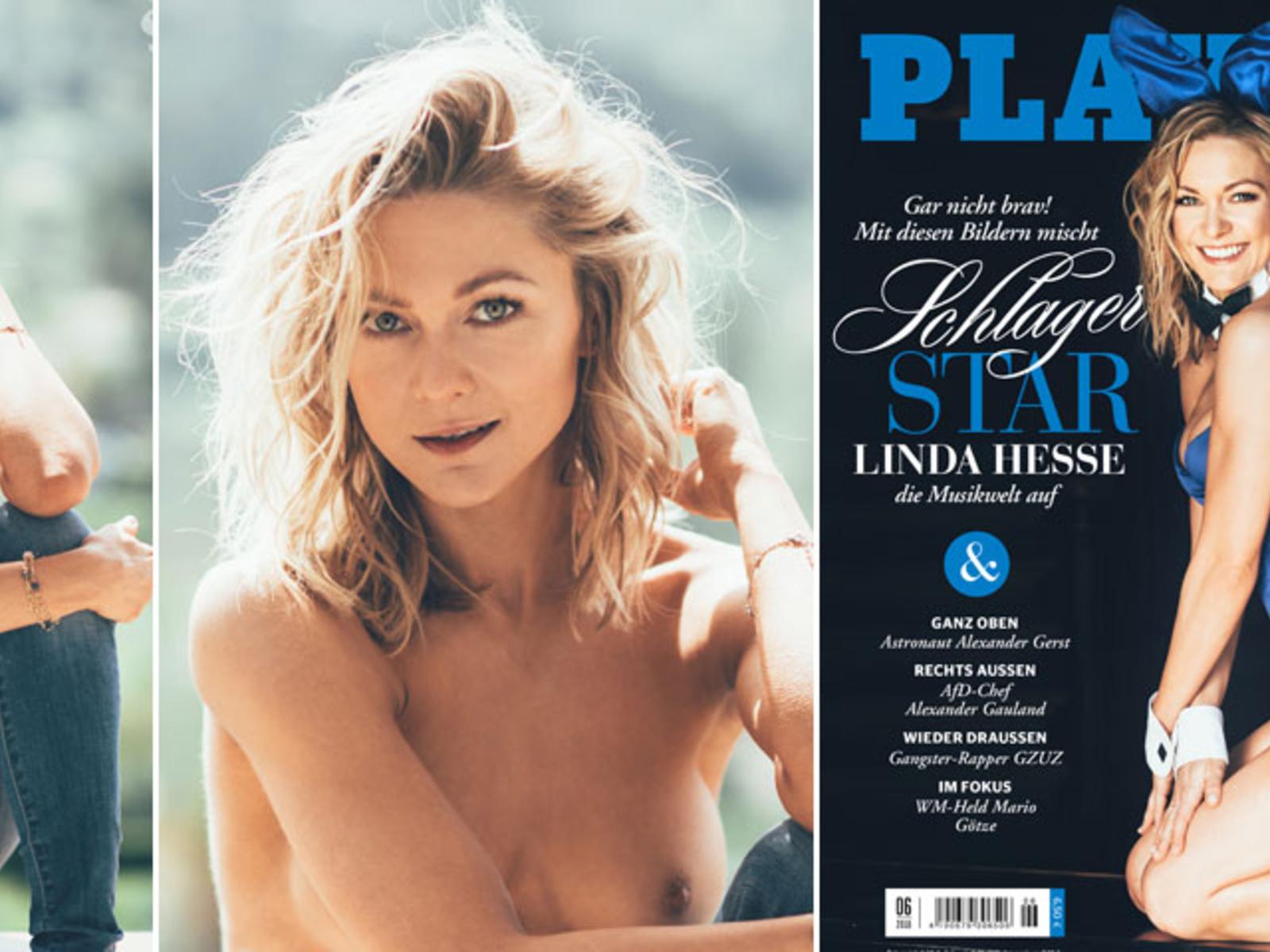 Linda nackt playboy hesse Alle lieben