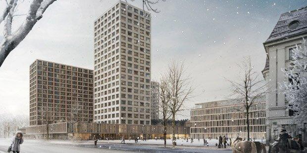 Wiener Eislaufverein: Turm-Projekt nicht genehmigt