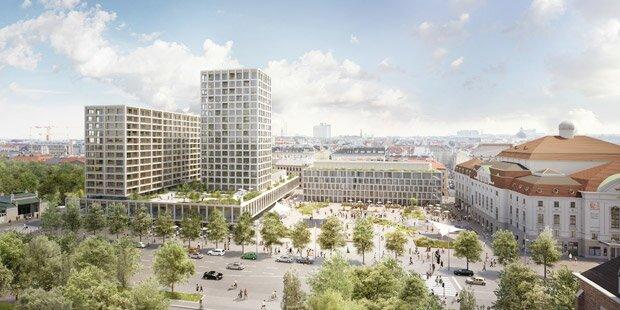 Heumarkt: Wiener Grüne lehnen Projekt knapp ab