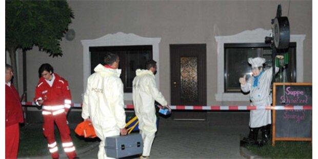 Heurigenmord: Verdächtiger ausgeliefert