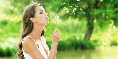 Mit Homöopathie gegen Allergie