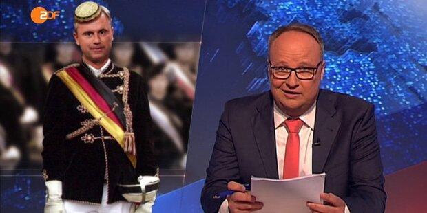 """""""Heute Show"""" veröffentlicht Schmähgedicht über Österreich"""