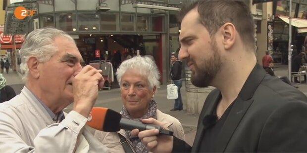 ZDF: Paar schockiert mit Hitler-Anspielung