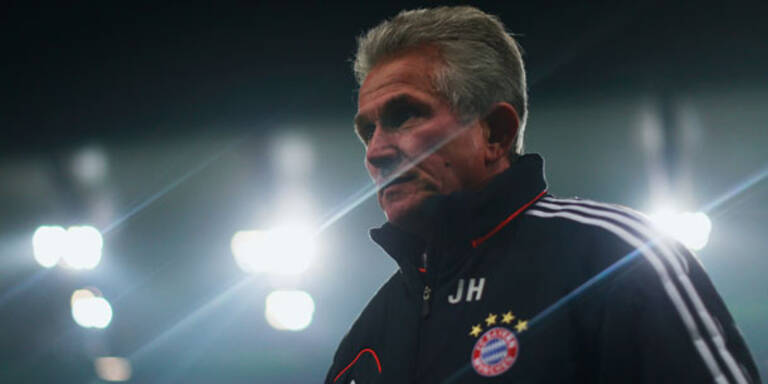 Bayern hoffen auf Verbleib von Heynckes