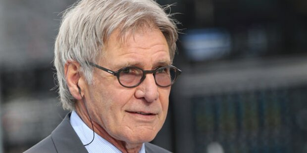 Star-Wars-Dreharbeiten: Harrison Ford verletzt