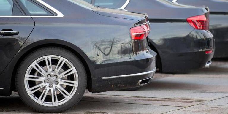 Millionenteure EU-Dienstwagen fahren leer
