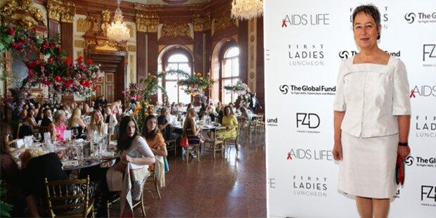 Margit Fischer lud zum First Ladies Luncheon