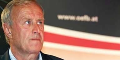 ÖFB-Teamchef Josef Hickersberger
