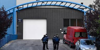 Was für ein Drama: Eis-Stadion wird in Madrid zur Leichenhalle