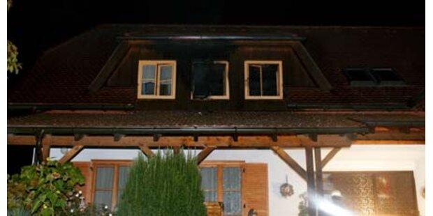 Haus von oö. LH-Stellvertreter brannte