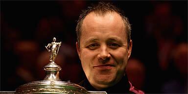 Higgins zum vierten Mal Weltmeister