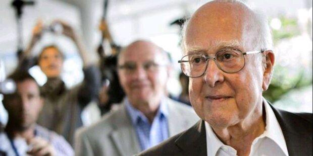 Physik-Nobelpreis für Higgs und Englert