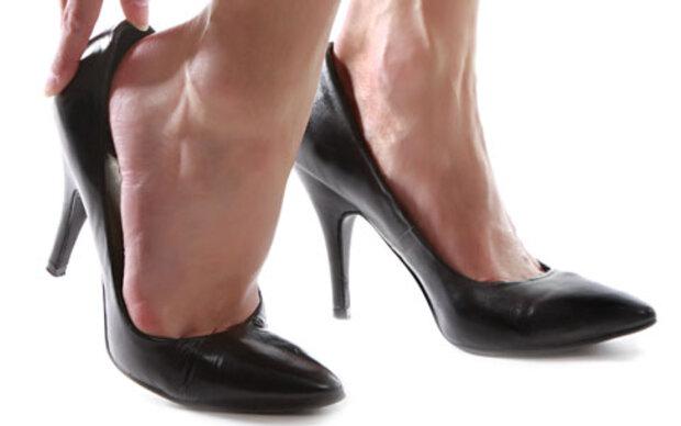 Fuß-OP um High Heels zu tragen
