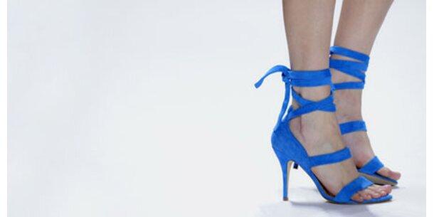 High Heels ruinieren unsere Füße