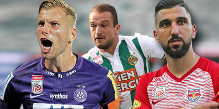 Hier die Highlights aller Bundesliga-Spiele