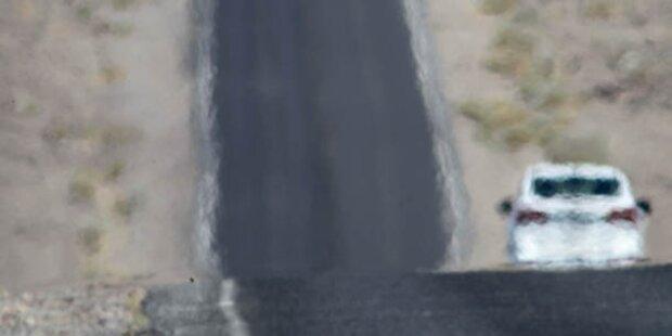 Sniper beschoss fahrende Autos auf Highway