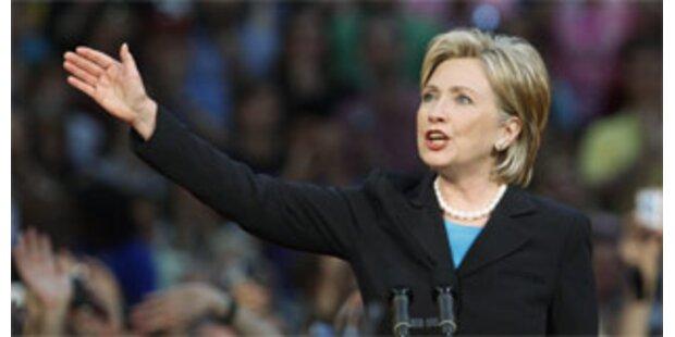 Obama spendet persönlich Geld für Hillary