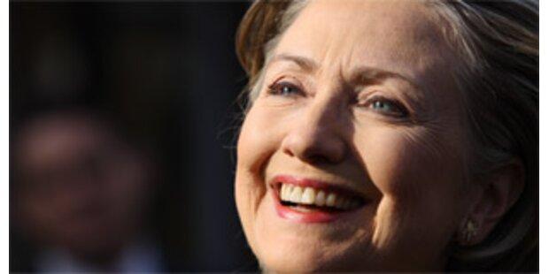 Hillary Clinton wird Obamas Außenministerin