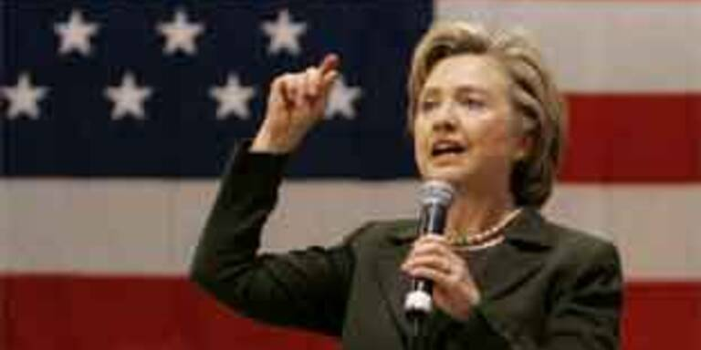 Hillary Clinton - Powerfrau der US-Demokraten