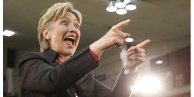Clinton entschuldigt sich bei schwarzen Wählern