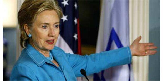 Hillary Clinton sagt für NATO-Treffen ab