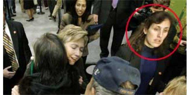 Schmutzkampagne gegen Hillary Clinton