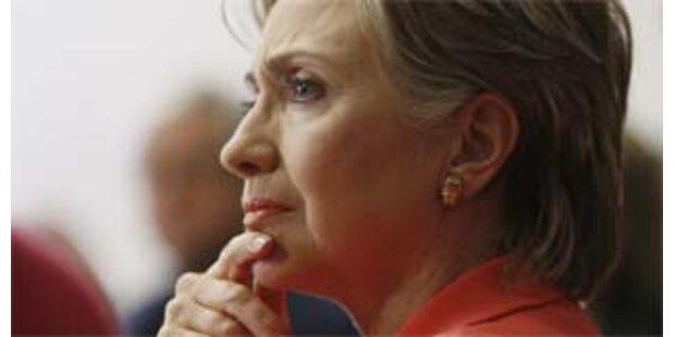 US-Vorwahlkampf: Clinton in Geldnot?