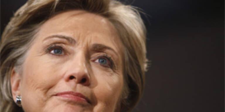 Ahmadinejad macht Hillarys Drohung nichts aus