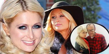 Paris Hilton Cover Vogue