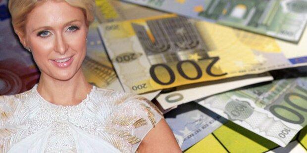 Paris Hilton gewinnt 28.000 Euro