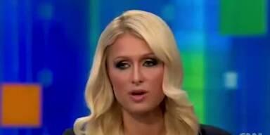 Paris Hilton weint in TV-Show