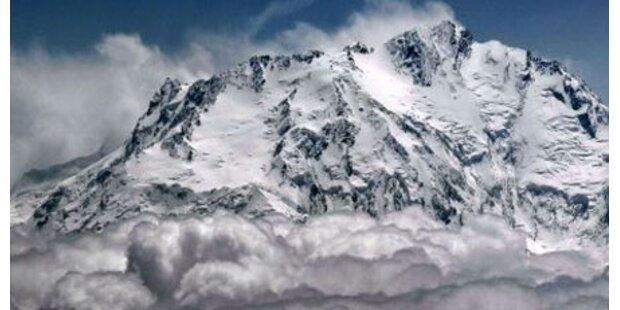 Österreicher überlebte Lawine am Everest