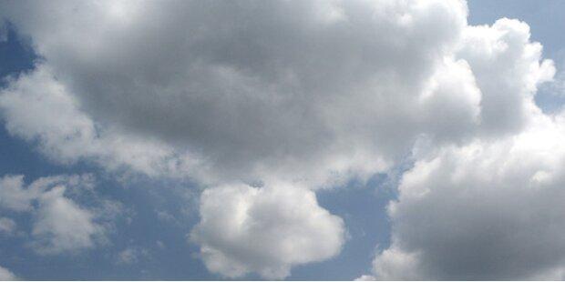 Ein sommerlicher Sonntag mit Gewittern