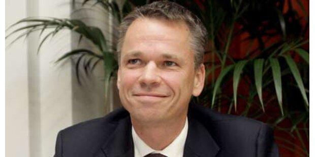 Himmer wird neuer Chef der Wiener ÖVP