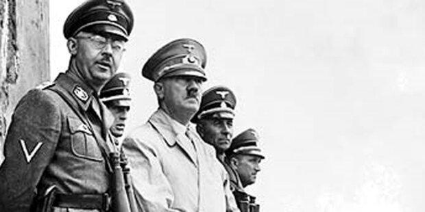 Tattoo-Shop wirbt mit Hitler und Hess