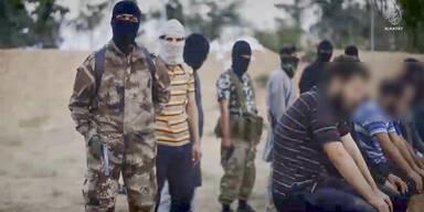 IS-Terroristen richten 200 Menschen hin