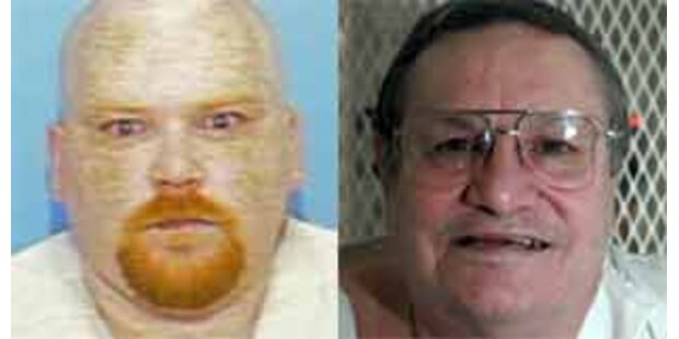 Zwei Hinrichtungen an einem Tag in den USA