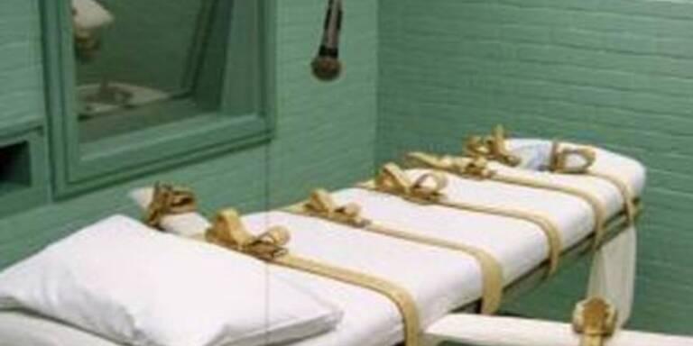 Wieder Hinrichtung mit Tier-Medikament