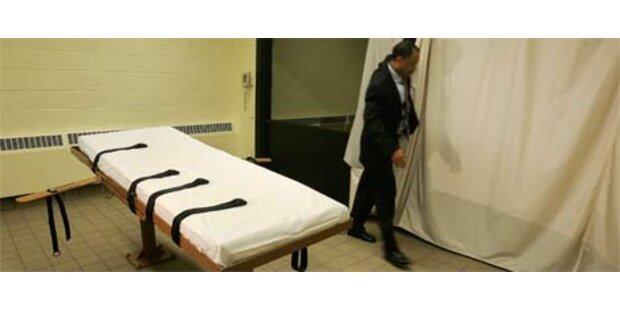 Texas führt Hinrichtung wieder ein