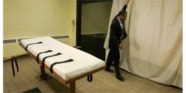Zwei Mörder mit Giftpritze hingerichtet