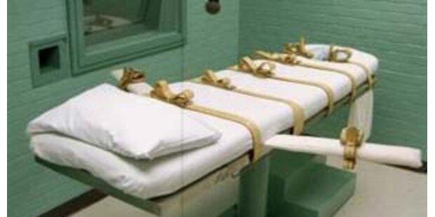 Schwangere getötet und Baby aus Leib geschnitten