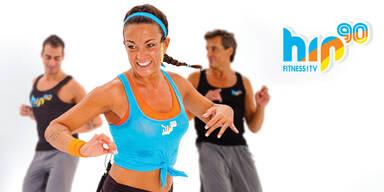 HIP90 ist Fitness online