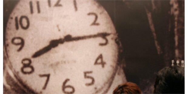 Hiroschima gedenkt des Atombomben-Abwurfes