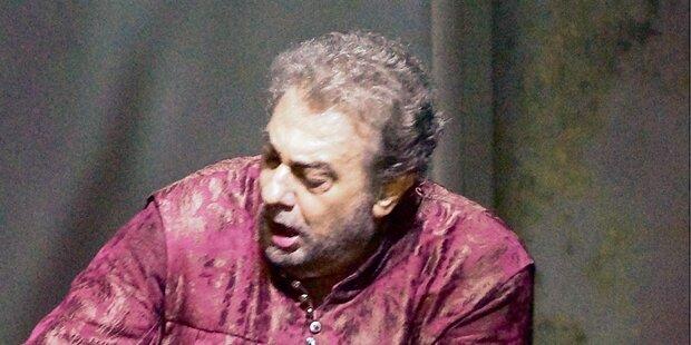 Plácido Domingo schwer erkrankt