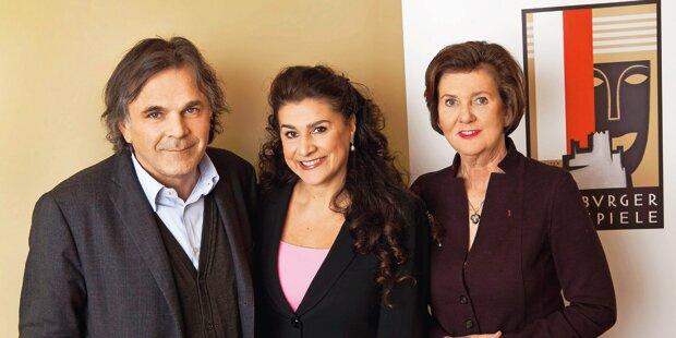Bartoli bis 2021 Chefin in Salzburg