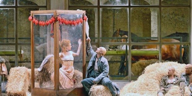 Spektakuläres Opern-Wagnis