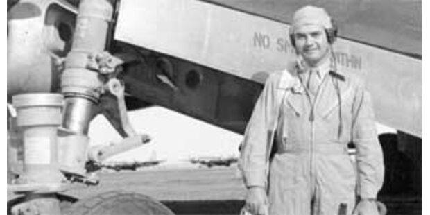 Hiroshima-Pilot nach langer Krankheit gestorben